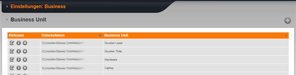 Business-Unit