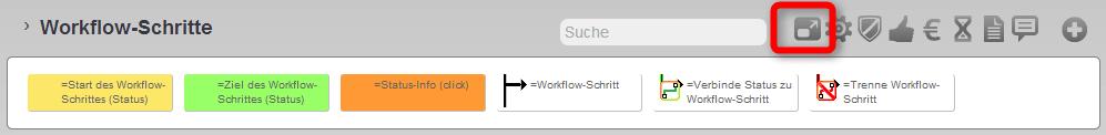 Workflow Status-Rollen bearbeiten S