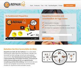 Repairline Hilfe